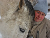 over dierenarts Cindy Helms